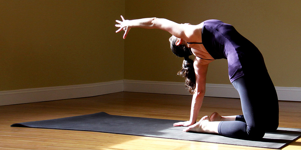 heart opening poses yoga