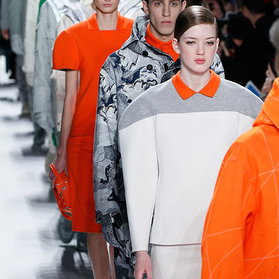Pictures & Review Lactose Fall New York fashion week show