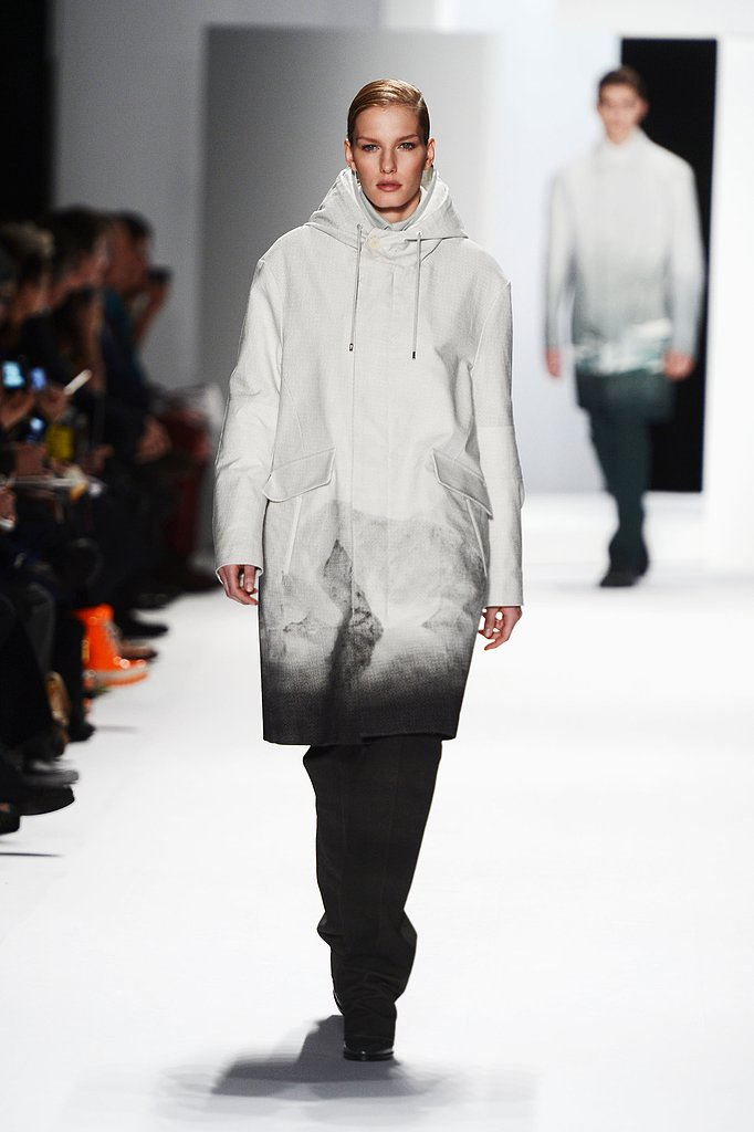 2013 Fall New York Fashion Week: Lacoste