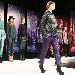 Pictures & Review Charlotte Ronso Fall NY fashion week show