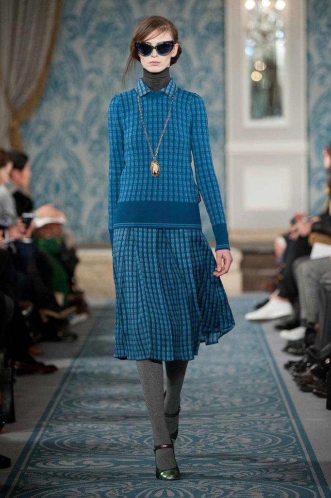 Tory Burch Fall 2013