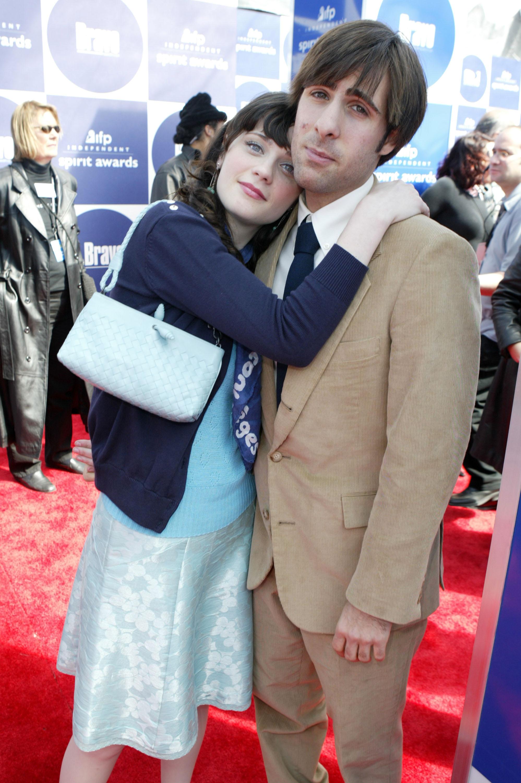 Jason Schwartzman couple