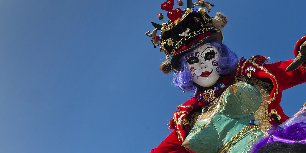 See Colorful Mardi Gras Traditions Around the World