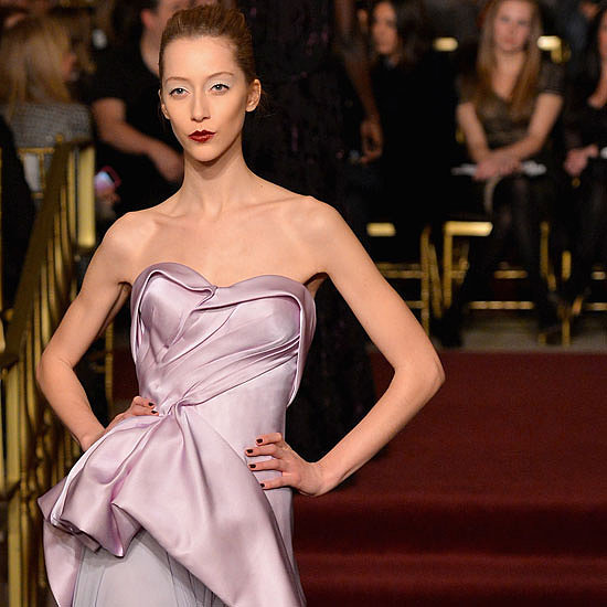 Pictures & Review Zac Posen New York fashion week show