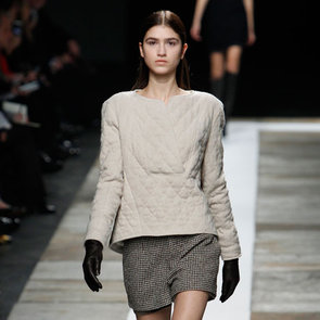 Pictures & Review Theyskens Theory Fall NY fashion week show