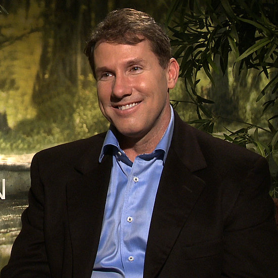 Nicholas Sparks Safe Haven Interview (Video)