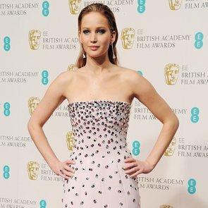 Jennifer Lawrence Nominated For Kids' Choice Award   Video