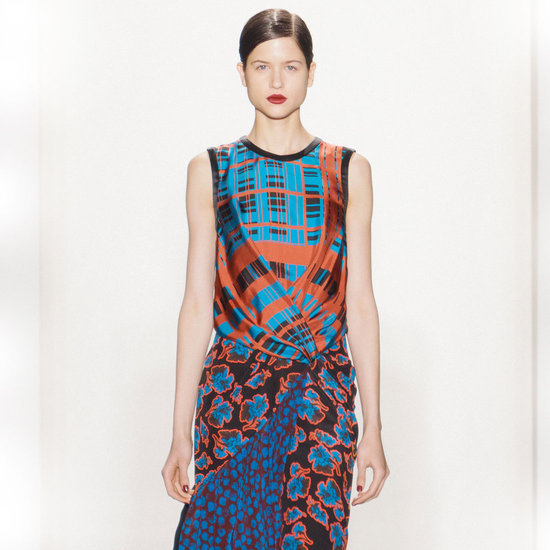 Peter Som Makes a Bold Statement For Fall 2013