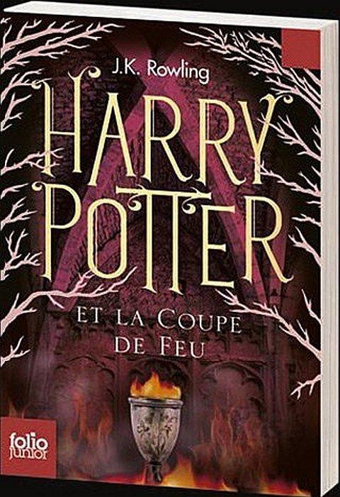 Harry potter book cover art popsugar love sex - Harry potter la coupe de feu streaming ...