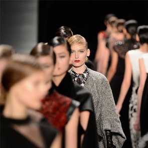 Pictures & Review Reen Acra Fall New York fashion week show