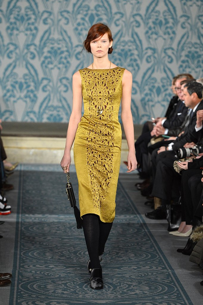 2013 Fall New York Fashion Week: Tory Burch