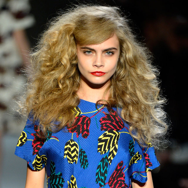 Pictures of Marc by Marc Jacobs Hair Beauty 2013 Fall NYFW