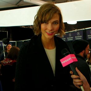 Karlie Kloss Hair and Makeup Video | Fashion Week Fall 2013