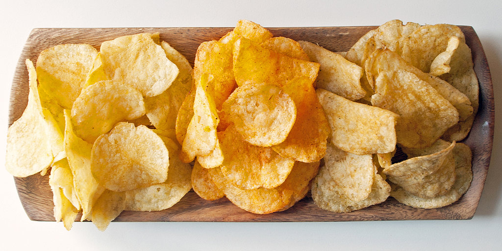 Lay's Chicken and Waffles Chips Review | POPSUGAR Food