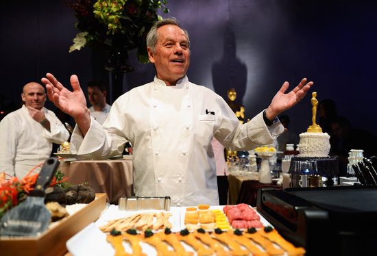See What Wolfgang Puck's Cooking For the 2013 Oscars Governors Ball