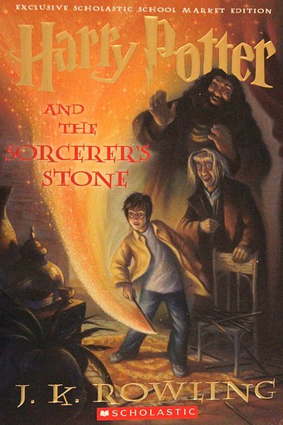 Harry Potter and the Sorcerer's Stone, USA School Market Edition