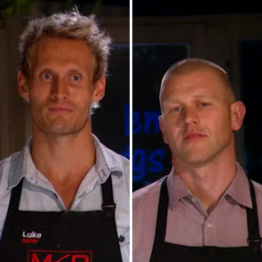 My Kitchen Rules 2013: Luke and Scott Perfect Scores