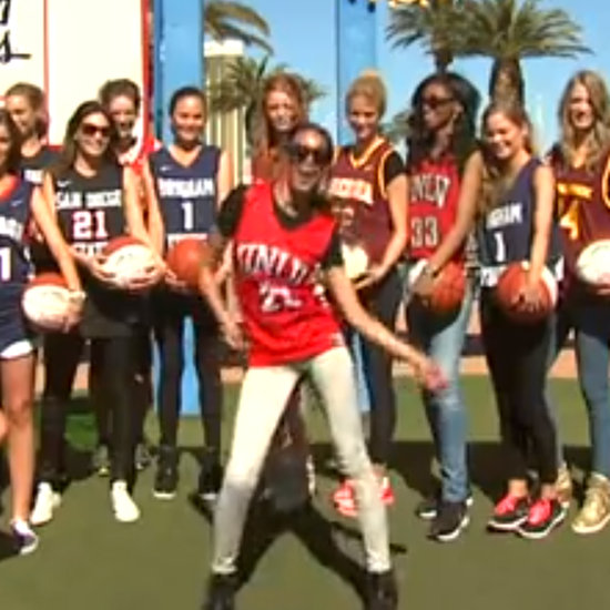 Sports Illustrated Models Doing the Harlem Shake (Video)