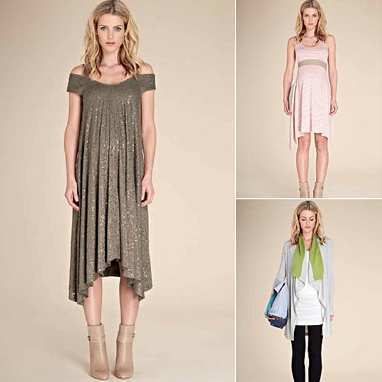 Sneak a Peek at Isabella Oliver's Spring Maternity Collection