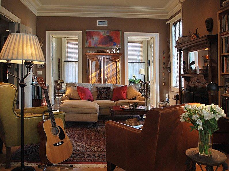 Marcus Wainwright's Brooklyn Home