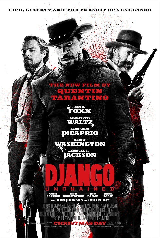 Best original screenplay: Django Unchained