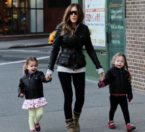 Sarah Jessica Parker's Twin Girls | Pictures