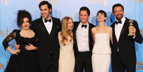 The Les Misérables Cast's Road to the Oscars