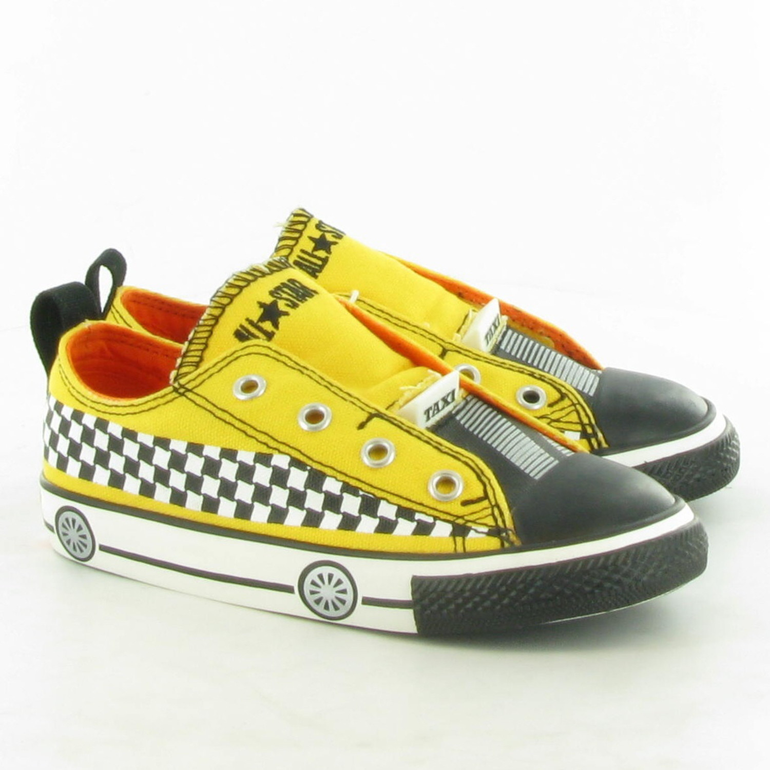 Converse Chuck Taylor All Star Taxi Cab Shoes