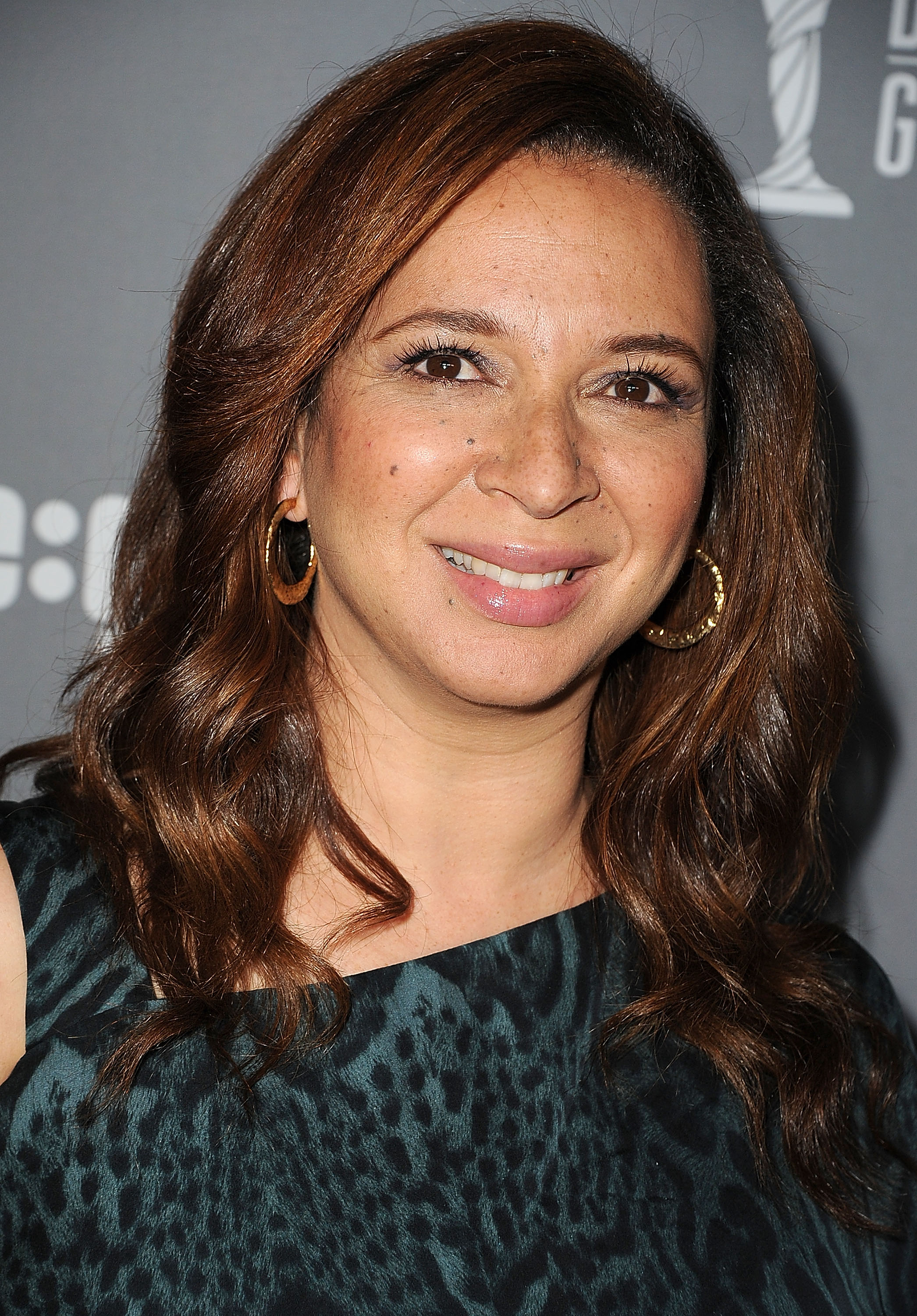 Maya Rudolph | The Stars' Best Beauty Looks From the Costume Designers Guild Awards | POPSUGAR ...