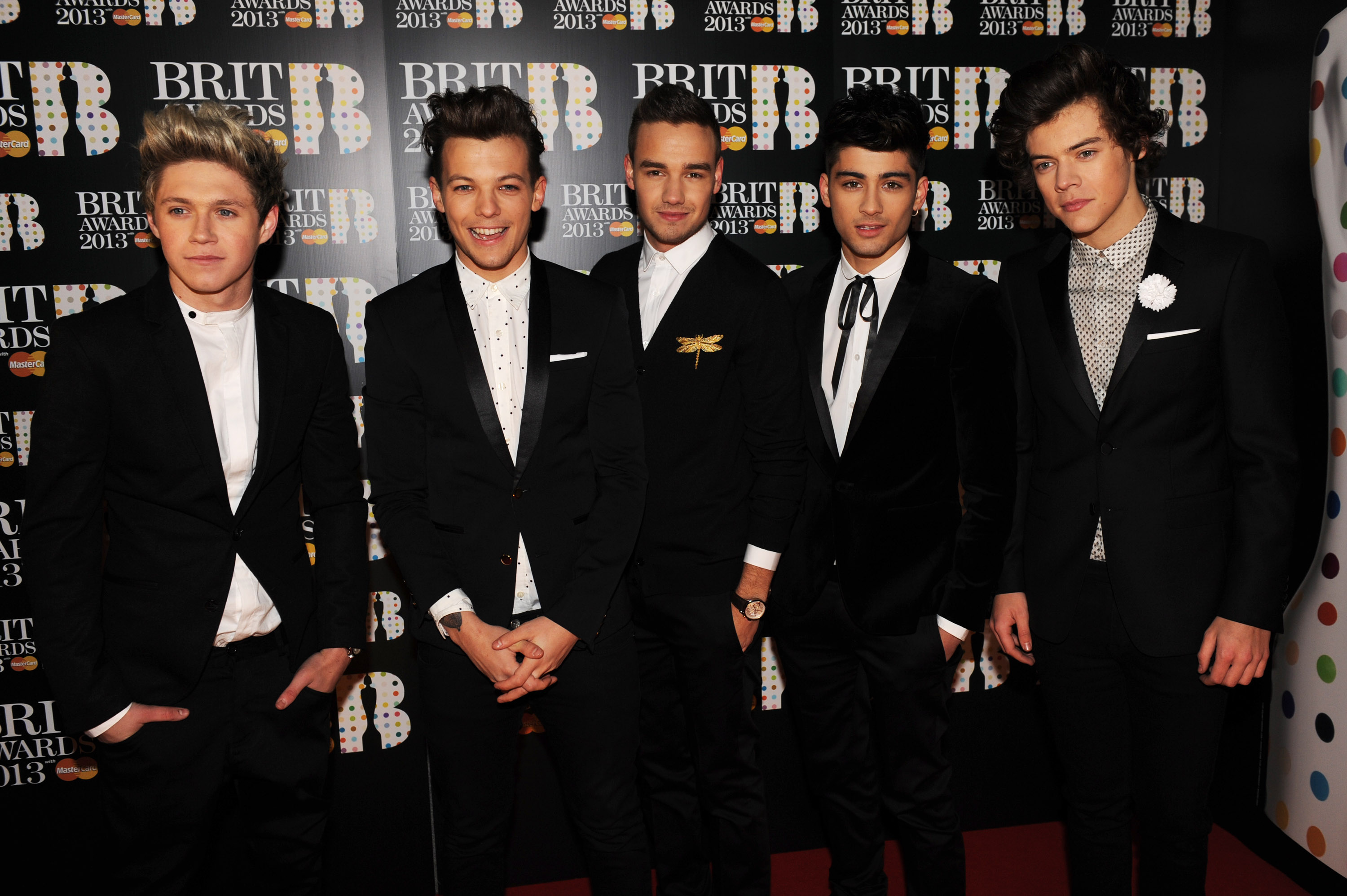 one direction red carpet - photo #22