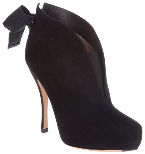 Bow Ankle Boot