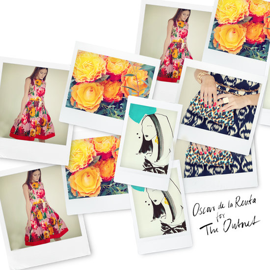 Available Now: Oscar de la Renta's Collection For The Outnet