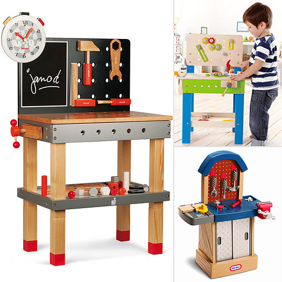 Work It! 9 Workbenches Designed For Builders of All Ages