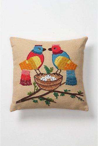 Tufted Nest Pillow