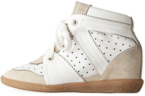 Isabel Marant / Betty Low-Top Sneaker
