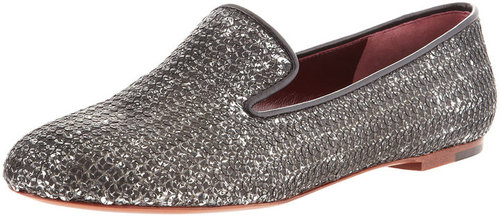 MARC by Marc Jacobs Brushed Sequin Slip-On Loafer