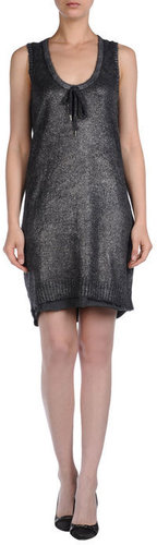 DIESEL BLACK GOLD Short dress