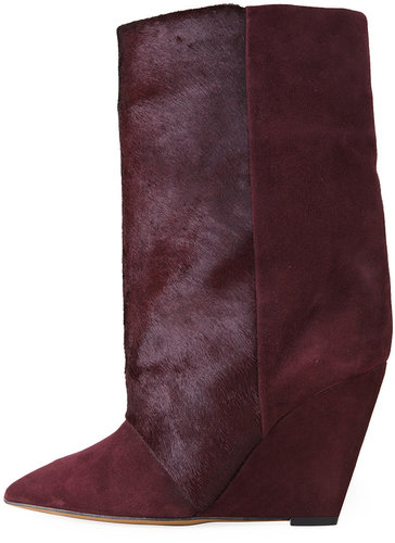 Isabel Marant / Lazio Wedge Boot