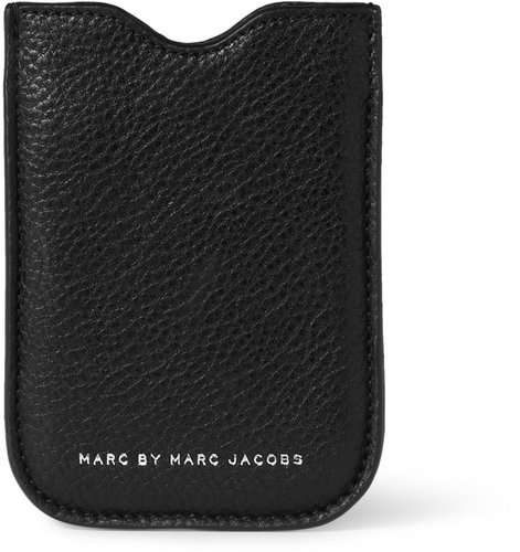Marc by Marc Jacobs Leather iPhone 4 Case