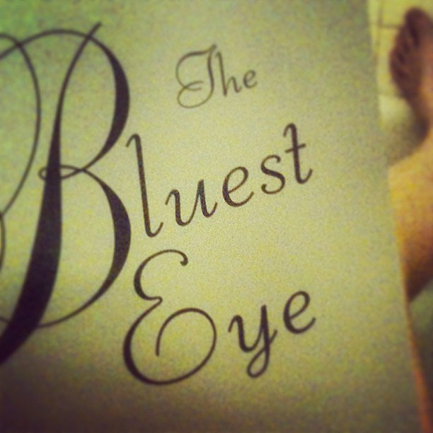 "Dannyfeekes shared a quote from The Bluest Eye: ""'How do you do that? I mean how do you get somebody to love you?' But Freida was asleep. And I didn't know."""