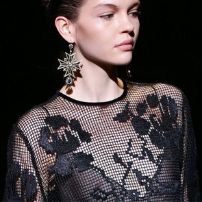 Alberta Ferretti Autumn Winter Milan Fashion Week Runway