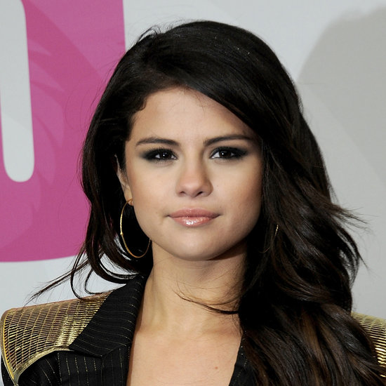 Selena Gomez's Smoky Eye Makeup