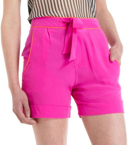 Jonathan Simkhai Neon Shorts