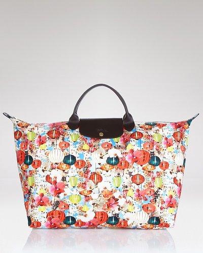 Longchamp Tote - Mary Karantzou Duffle