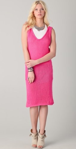 Pencey Knit Tank Dress