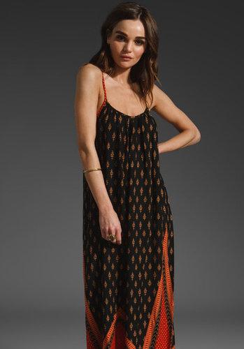 MINKPINK Scorpio Rising Maxi Dress