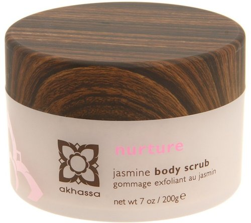 Akhassa - Nurture Jasmine Body Scrub (Jasmine) - Beauty