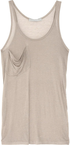Kain Classic modal and silk-blend tank