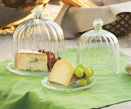 Campanella Glass Cloches