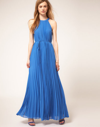 Ted Baker Pleat Maxi Dress